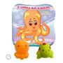 Brinquedo De Banho Livro Infantil O Livro Do Pato