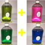 Brinde Kit 4 Óleo Para Unção 1 Litro Mirra Rosa Balsam