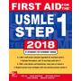 First Aid For The Usmle Step 1 2018 Original