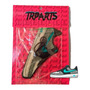 Cheirinho Carro Tenis Air Force 1 Elephant Print Sneakers
