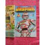 Revista Fantástico Jaspion Nº 1 Edição De Lançamento 1990