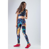 Legging Estampada Light Lumi