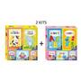 Kit 2 Livros 5 Em 1 Facil De Aprender Animais / Palavras