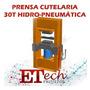 Prensa Hidráulica Cutelaria Caseira 30t Baixo Custo Projeto