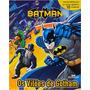 Livro Batman Os Vilões De Gotham Com 12 Miniaturas