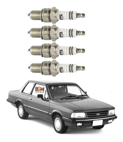 Jogo Vela Ignicao Ford Del Rey Escort Pampa Royale Verona Original