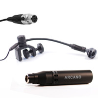 WZS-3000 MINI XLR 4 PINOS + ADAPTADOR PHANTOM