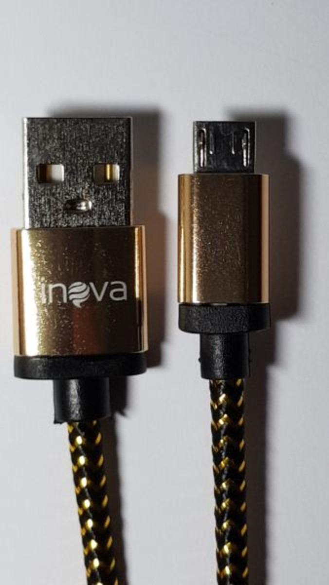 Cabo de Dados Inova - USB V8
