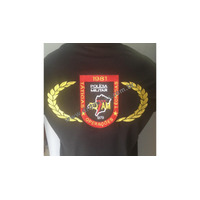 Camisa ROTAM -  Preta  Bordada
