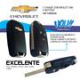 Carcaça Chave Canivete Gm Chevrolet Cruze Cobalt Sonic
