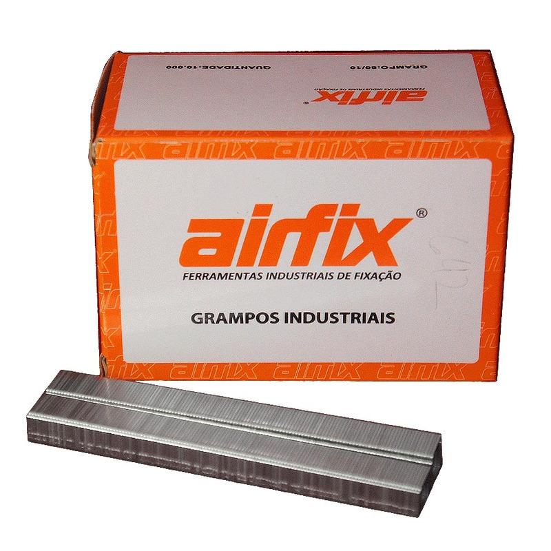Grampeador Pneumático 80 de 6 a 16mm 100PSI - 1111102 - Ultra