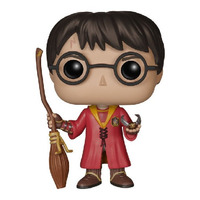 Harry Potter Quidditch Pop Funko #08 -  Harry Potter