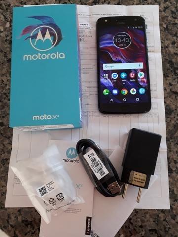 Moto X4 De 64gb Zerado ! Original