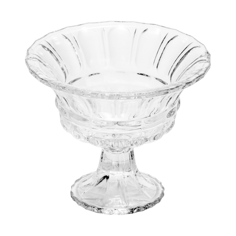 Jogo 06 Taças de Sobremesa Em Cristal Athena 13,5X11Cm - Wolff 3105349
