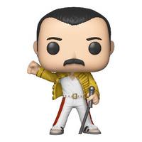 Freddie Mercury Wembley 1986 Pop Funko #96 - Queen Pop! Rocks