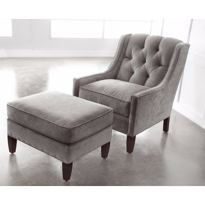 Puff Style Armchair