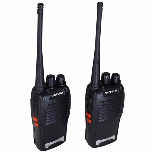 Radio Comunicador  Profissional 777s Ht Uhf 16 Canais