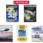 Kit De Livros Para Piloto Privado Para Helicóptero Bronze