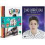 Coleção Livros Eu Fico Loko 1, 2 E 3 Livro João Sendo João