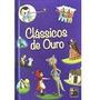 Livro Classicos De Ouro Capa Dura