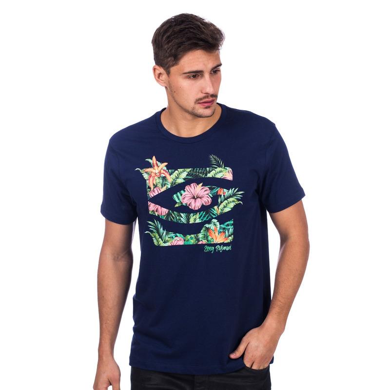 Camiseta Long Island RS Marinho