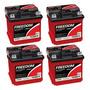 Kit 4 Baterias Estacionárias Freedom Df 300 30 Amperes