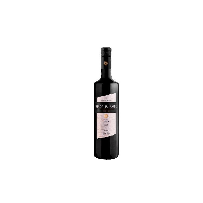 Vinho Fino Tannat Marcus James 750ML - Aurora