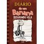Livro Diário De Um Banana 7: Segurando Vela Capa Dura