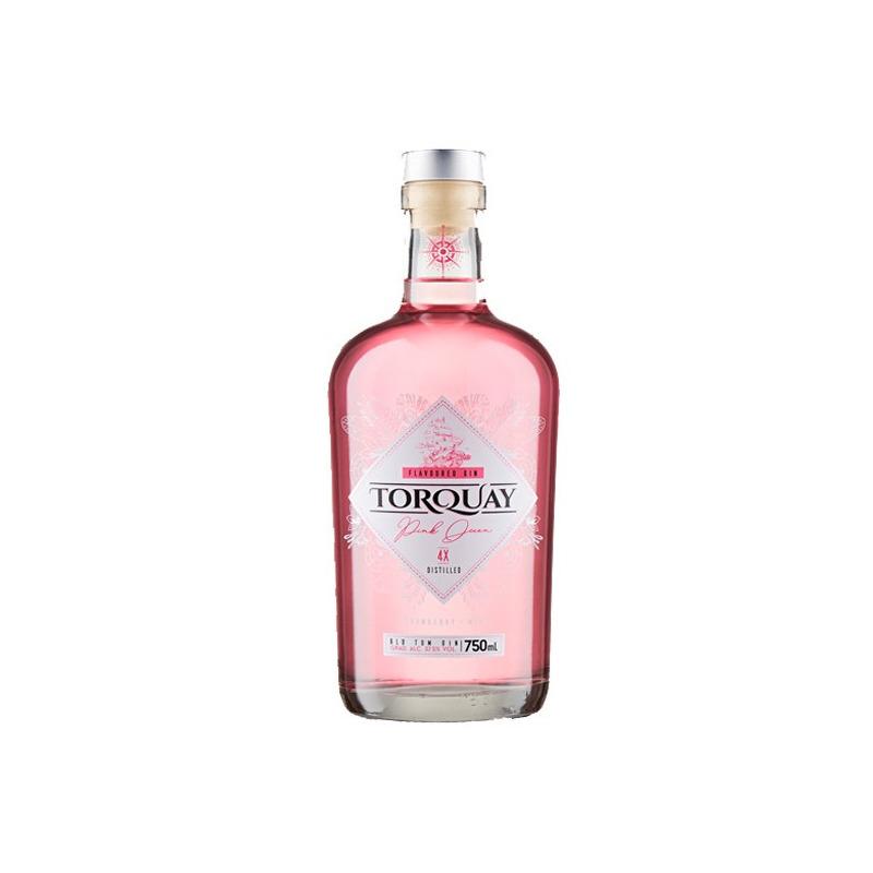 Gin Torquay Pink 750ml - Stoliskoff