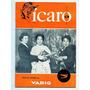 Antiga Revista Icaro Varig Ano 1 N° 4 Outubro 1957