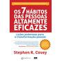Livro Os 7 Hábitos Das Pessoas Altamente Eficazes #