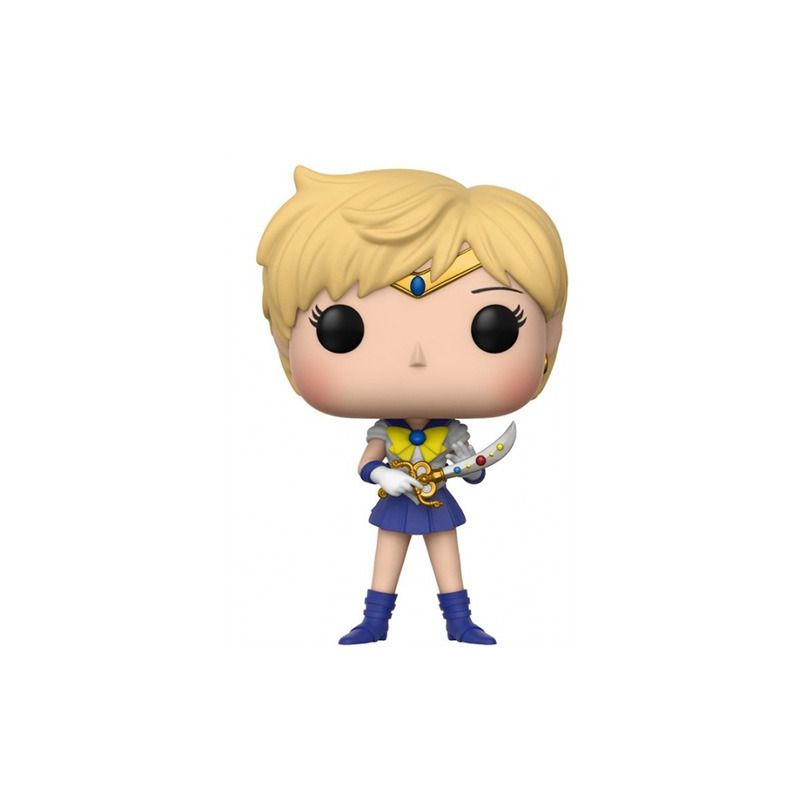 Sailor Uranus Pop Funko #297  - Sailor Moon Urano Mangá