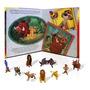 O Rei Leão: O Ciclo Da Vida Livro C/ 10 Miniaturas