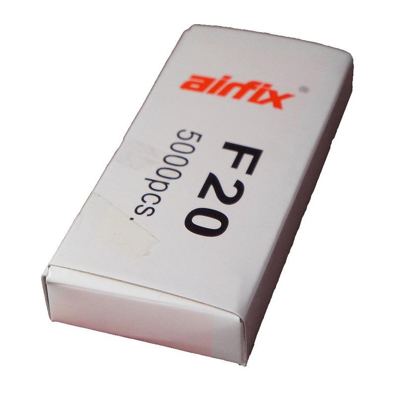 Pinos para Pinadores F-20 Caixa com 5000 - 6482040 - Airfix