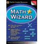Math Wizard Kindergarten 8th Grades Cd Shipment 8th Gr