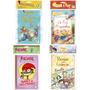 Livros Historias Infantil Kit Com 40 Livros Brinde