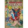 Panini Coleção Histórica Marvel Os Defensores 2