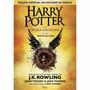 Livro Harry Potter E A Criança Amaldiçoada Capa Dura #