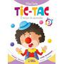 2 Livros Tic Tac Volume 3 Frete Grátis