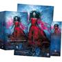 Livro Rainha Do Ar E Da Escuridão Vol 3 Pôster E Marcador