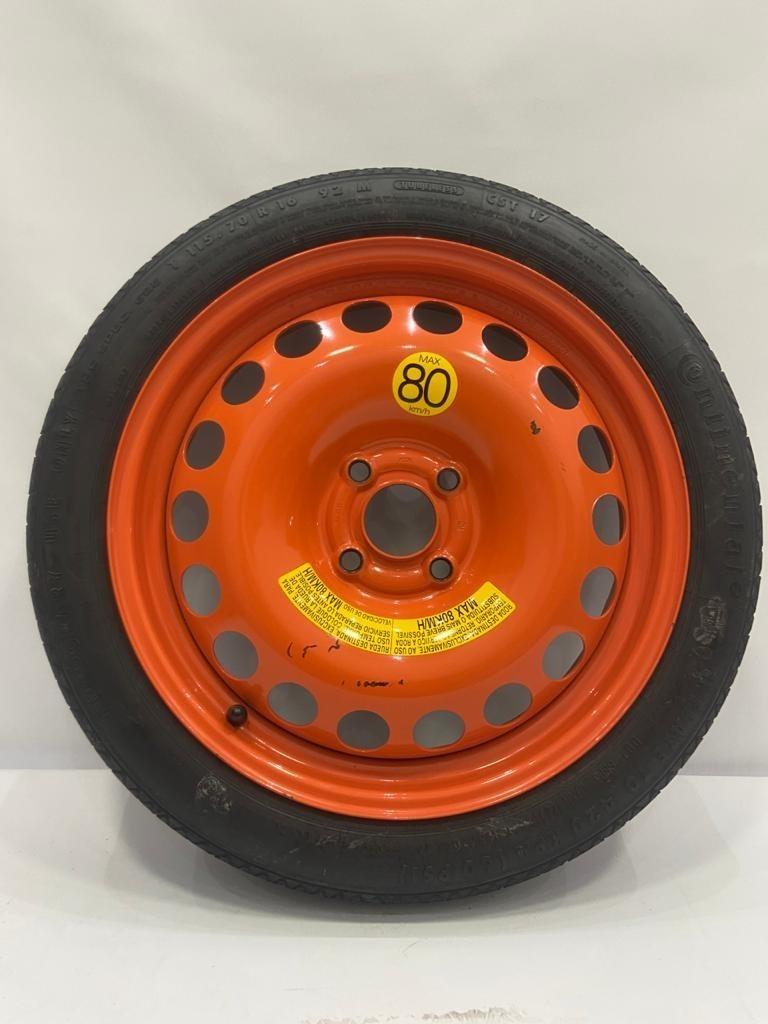 Estepe Fino Onix Prisma Cobalt Spin Original Pneu 115/70 R16