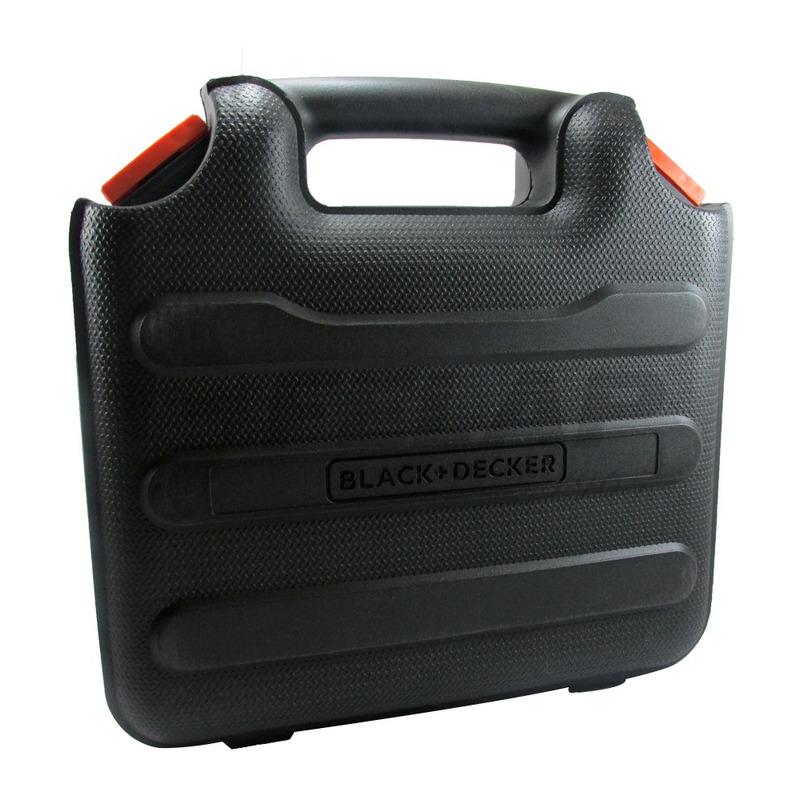 Furadeira de Impacto Black&Decker 550w 220v C/ Kit Box