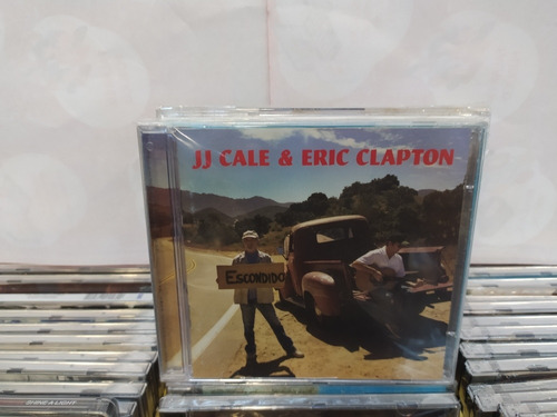 Cd J.j Cale & Eric Clapton - Escondido (2006) Original
