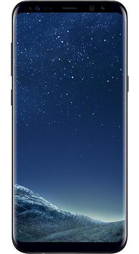 Galaxy S8 64gb Preto Samsung Excelente Usado Seminovo Com Nf Original
