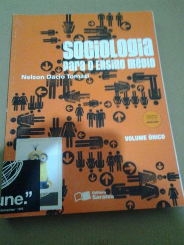 Sociologia Para O Ensino Médio Volume Único 2ª Edição Original
