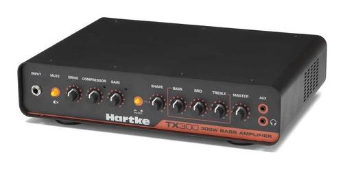 Hartke Tx300 Amplificador Baixo Cabeçote  Valvulado Compacto Original