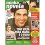 Revista Minha Novela 152 Julho 2002 Capa Esperança
