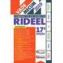 Vade Mecum Compacto De Direito Rideel 17 Editora Rideel