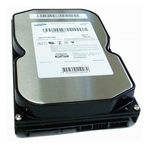 Hd Sata 80gb Samsung Hd080hj/p Original