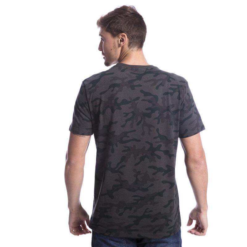 Camiseta Long Island Camuflada